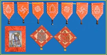 Diwali Door Hanging Deepavali Door Hanging Diwali Gift