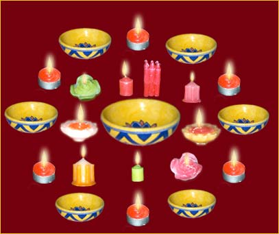 Craft Ideas Diwali on Diwali Candles  Diwali Diyas  Candles For Diwali  Diwali Corporate