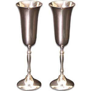 A pair of Wine glasses