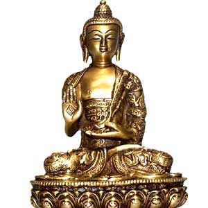 Blessing Buddha Life Story (9 inches)