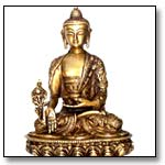 Medicine Buddha Life Story (9 inches)