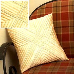 Dew kissed Satin Cushion Cover Set