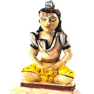 Soap Stone Shiva (small)