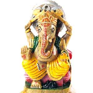 Marble Mote Ganesh
