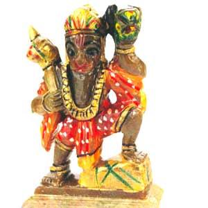 Soap Stone Hanumanji (small)