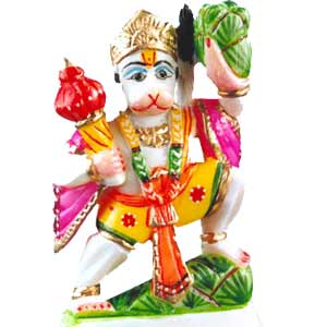 Soap Stone Hanumanji (Big)