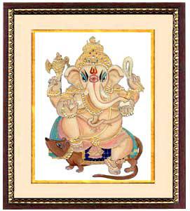 Mushak Ganesha