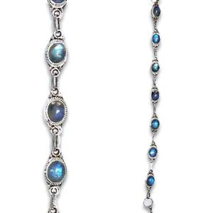 Moon Stone Bracelet: Princess Collection
