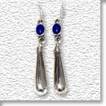 sterling_silver_earring_lapislazuli