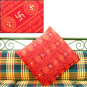 Om Cushion Covers