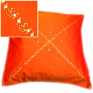 Sublime Orange Cushion Cover Set of 5