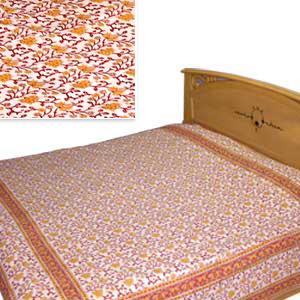 Bedspread Five Senses