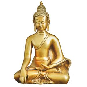Bhumisparsha Buddha Plain Body