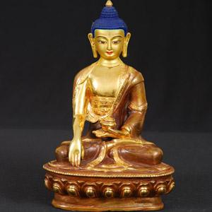 Bhumisparsha Statue