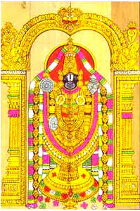 Blessings of Balaji