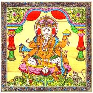 Blessings of Ganesha