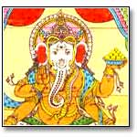 Blessings of Ganesha