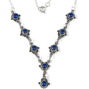 Brabul Silver Necklace