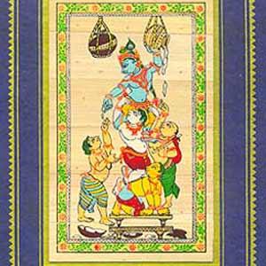 Butter Thief Krishna