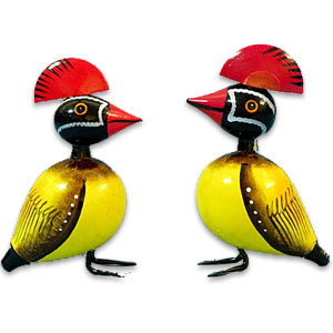 Decorative Bird Toy