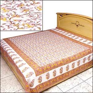 Designer Cotton Bed Spread