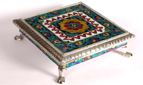 Information about Indian Handicrafts Metalware