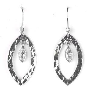 Designer Moonstone Earrings