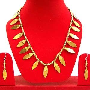 Elegant Dhokra Jewelry