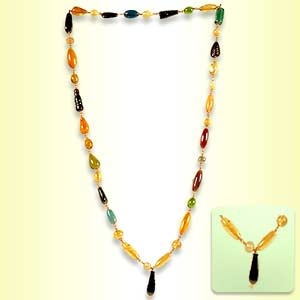 Beaded Necklace Designs - Intriguing Custom Handcrafted Jewelry