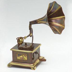 gramophone|留声机 - 看图学单词 -