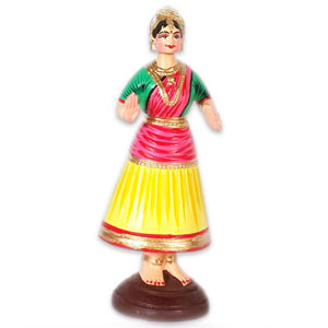 Handmade Doll Indian Handmade Dolls Dancing Dolls
