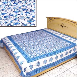 Indian Cotton Bed Spread