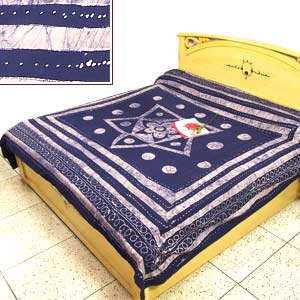 Blue Bed Spreads Batik Bed Spreads Indian Bed Spread