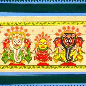 Jagannath Temple Deities