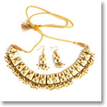 Beaded_Golden_Lacquer_Necklace_Set
