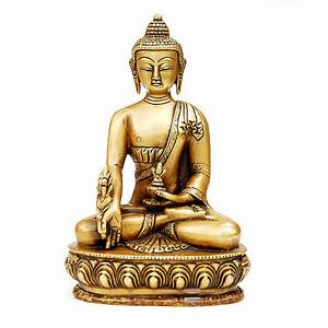 Medicine Buddha Small Plain