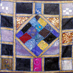 Patchwork Indian Wall Hanging