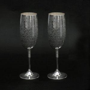 Silver Goblets Celebration