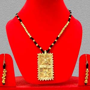 Traditional Dhokra Jewelry