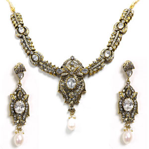 Victorian Costume Jewelry - For Sale.