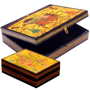 Wooden Box Combo Delight