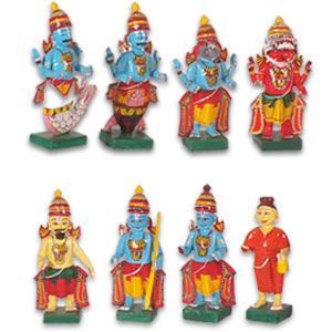 Vishnu Incarnation Set