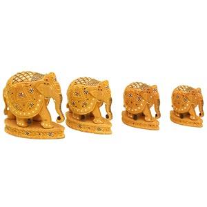 Decorative Elephant Set