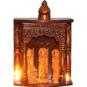 Embossed Ram Durbar Temple