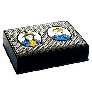 Bidri Art Box Wholesale Decorative Boxes