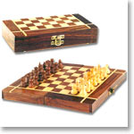 Wooden Chess Set (Small)