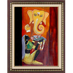 devadeva-glass-painting