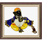 gajanana-glass-painting